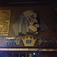 Photo taken at King Of Jeans/Antiques by Erik J. on 8/10/2014