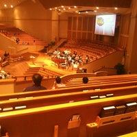 Photo taken at Lakeview Baptist Church by Jin N. on 5/19/2013