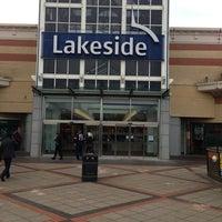 Photo taken at intu Lakeside by Alan S. on 3/13/2013