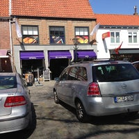 Photo taken at Slijterij-Wijnhandel de Vuurtoren Sluis by Fabian S. on 4/17/2014