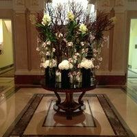 Снимок сделан в Four Seasons Hotel Lion Palace St. Petersburg пользователем Oleg G. 7/8/2013