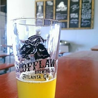 Photo taken at Scofflaw Brewing Co. by Raven for B. on 3/17/2017