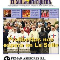 Foto tomada en El Sol de Antequera por Antonio José G. el 4/5/2014