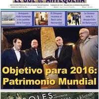 Foto tomada en El Sol de Antequera por Antonio José G. el 3/8/2014