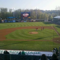 Photo taken at FNB Field by Kim P. on 4/23/2013