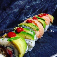 Photo taken at Go Sushi by Alan P. on 8/16/2016