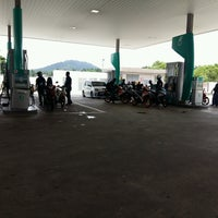 Photo taken at PETRONAS Station by Noor H. on 2/24/2017