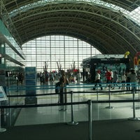 Photo taken at Domestic Terminal by Mohamad N. on 9/15/2012