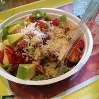 Photo taken at Salad Factory Bogota by Eliana C. on 4/16/2014