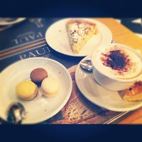 Photo taken at Paul Cafe by Mona A. on 10/8/2012