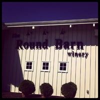 Photo taken at The Round Barn Winery by Rebekah H. on 9/15/2012