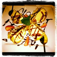 Photo taken at Blu Sushi by Joanna V. on 12/6/2012