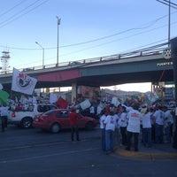 Photo taken at El puente by David P. on 6/13/2013