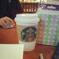 Photo taken at Starbucks by Chelsea W. on 9/24/2012