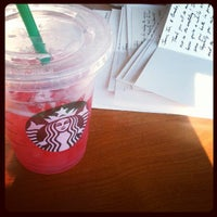 Photo taken at Starbucks by Chelsea W. on 9/16/2012