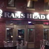 Photo taken at Rams Head Live by MACK D. on 11/11/2012