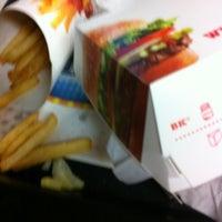 Photo taken at Burger King by Donovan C. on 10/4/2012