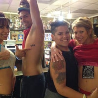 Photo taken at No Hard Feelings Tattoo by Rob A. on 4/28/2013
