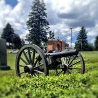 Photo taken at Gettysburg National Military Park by Klari ❤(•͡.̮ ~͡) on 7/6/2013