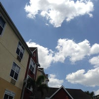 Photo taken at Residence Inn by Marriott Tampa Oldsmar by David S. on 5/16/2013