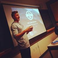 Photo taken at Olin Center, Tufts University by Jack M. on 9/25/2013