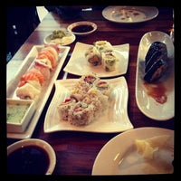Photo taken at Takashi by Jared C. on 4/2/2013