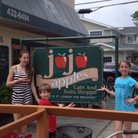 Photo taken at JoJo Apples Cafe & Soda Shoppe by sara a. on 6/28/2013