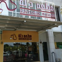 Photo taken at Restoran Dallah Nasi Arab by muhammad F. on 3/2/2013