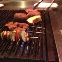 Photo taken at Gaslamp Strip Club Restaurant by Jaffline L. on 12/2/2012