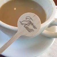 Photo taken at Emporio Rulli Caffè by Jaffline L. on 1/31/2013