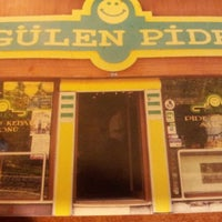 Photo taken at Gülen Pide by Tevfik Ö. on 10/11/2012