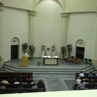 Photo taken at All Saints Catholic Newman Center by Mike O. on 4/1/2013