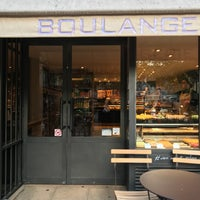 Photo taken at Boulangerie Heurtier by Mike O. on 11/11/2016