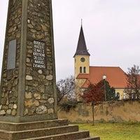 Photo taken at Vrbice by Dušan H. on 11/20/2016
