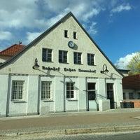 Photo taken at S Hohen Neuendorf (b Berlin) by 7even on 4/23/2016