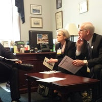 Photo taken at Office Of Representative Suzan DelBene by Poullet C. on 3/18/2014
