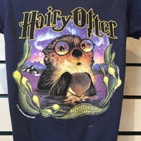 Photo taken at Sea Otter Shirts by Stephie on 11/6/2016