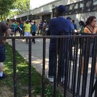 Photo taken at Franklin D. Roosevelt High School by Raffi O. on 6/13/2015