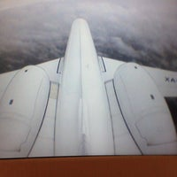 Photo taken at Gulfstream Aerospace by Richard L. on 10/14/2013