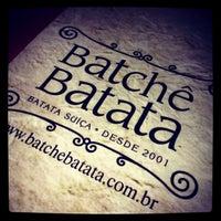 Photo taken at Batchê Batata by Rafael B. on 5/24/2013