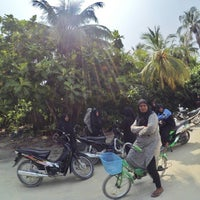 Photo taken at isdhoo kalaidhoo power house by Abdulla A. on 1/14/2016