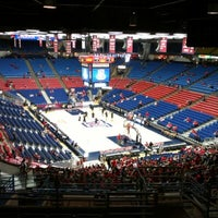 Photo taken at McKale Center by Thomas S. on 11/11/2012