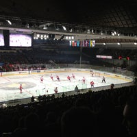 Photo taken at Tipsport Arena by Zuzka H. on 2/25/2013