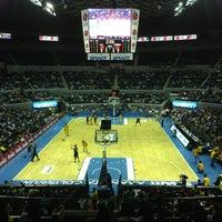 Photo taken at SMART Araneta Coliseum by JJ D. on 7/28/2013