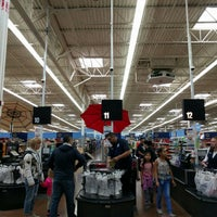 Photo taken at Walmart Supercenter by Francisco F. on 4/25/2016