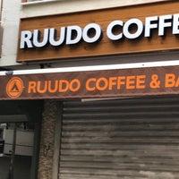 6/8/2017 tarihinde Fatos P.ziyaretçi tarafından Ruudo Coffee & Bakery'de çekilen fotoğraf