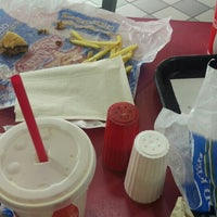 Photo taken at Carl's Jr. Green Burrito by Mike N. on 4/9/2016