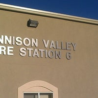 Photo taken at Gunnison Fire Department by Mike N. on 9/27/2013