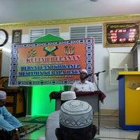 Photo taken at Madrasah Persatuan Ikhwanel Muslimin Kepala Batas by NaJib A. on 2/15/2013