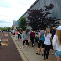 Photo taken at Lilly Pulitzer Warehouse Sale by Jen P. on 6/6/2015